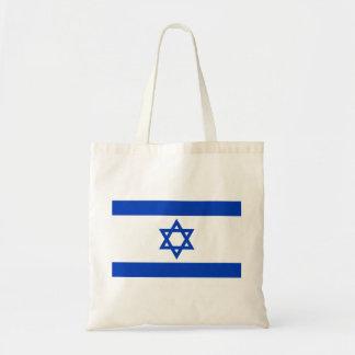Israel National World Flag Tote Bag