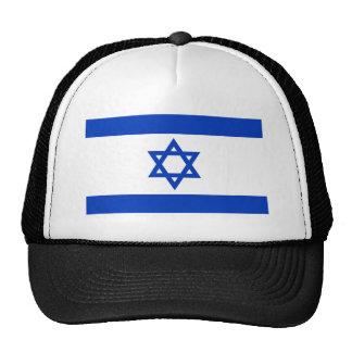 Israel National World Flag Trucker Hat