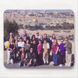 Israel Nov09 Mousepad