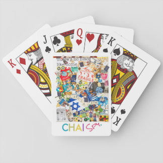 Israel Playing Cards
