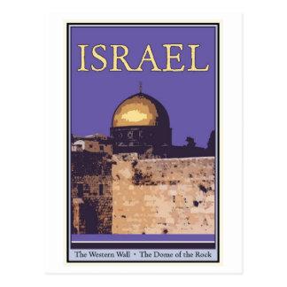 Israel Postcard