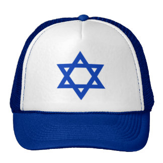 Israel Star of David Hat