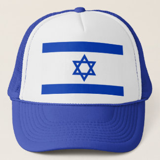 Israel Star of David Trucker Hat
