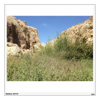 Israel wall decal