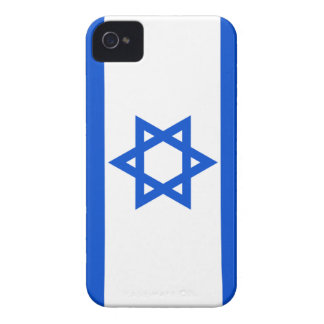 Israeli Flag iPhone 4 Case