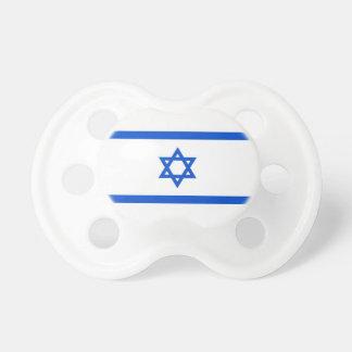 Israeli Flag Pacifier