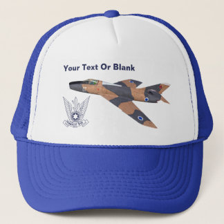 Israeli Super Mystère Trucker Hat