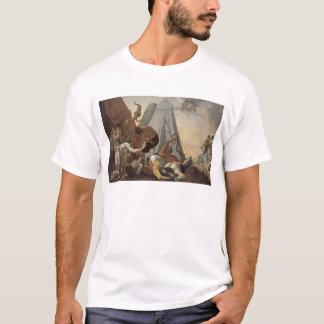 Israelites Afflicted with the Brazen Serpent T-Shirt