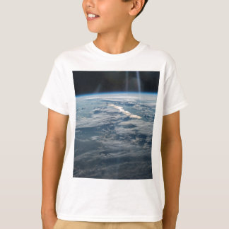 ISS-47 Lake Balkhash, eastern Kazakhstan T-Shirt