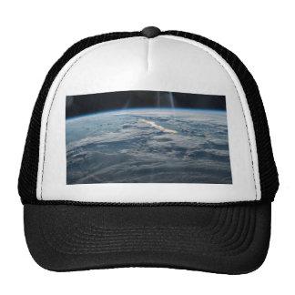 ISS-47 Lake Balkhash, eastern Kazakhstan Trucker Hat