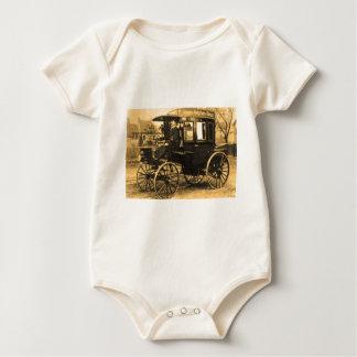 Ist Bus Baby Bodysuit