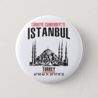Istanbul 2 Inch Round Button