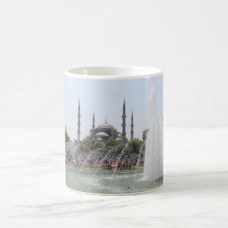 İstanbul Classic White Coffee Mug