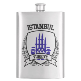 Istanbul Hip Flask