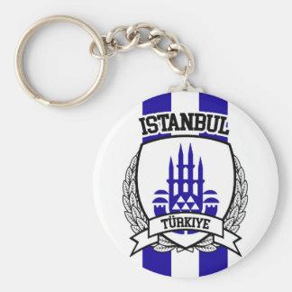 Istanbul Keychain