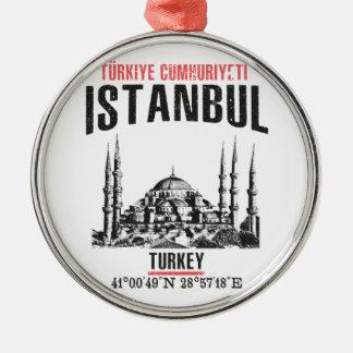 Istanbul Metal Ornament