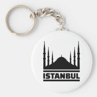 Istanbul Mosque Keychain