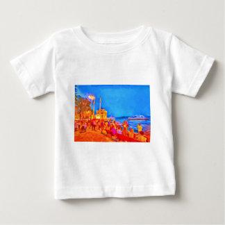 Istanbul Pop Art Baby T-Shirt