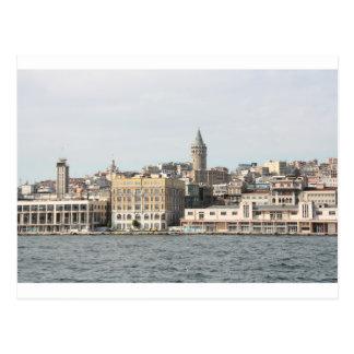 Istanbul Postcard