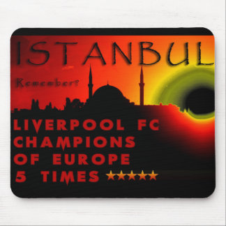 Istanbul Remember? Mouse Pad