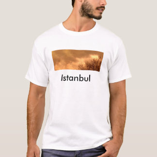 Istanbul sky T shirt