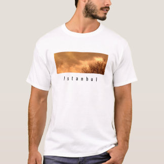 Istanbul sky T shirt  2
