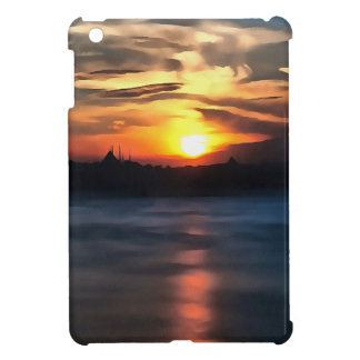 Istanbul Skyline iPad Mini Covers