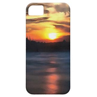 Istanbul Skyline iPhone 5 Case