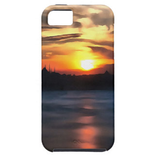Istanbul Skyline iPhone 5 Cover