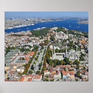 Istanbul - Sultanahmet Poster