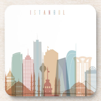Istanbul, Turkey | City Skyline Coaster