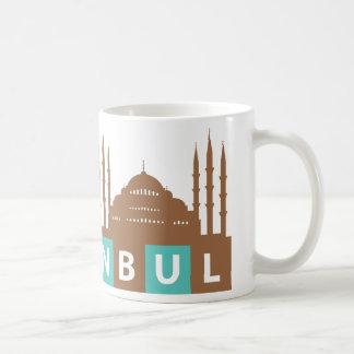 Istanbul, Turkey Coffee Mug