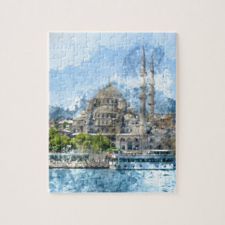 Istanbul Turkey Jigsaw Puzzle