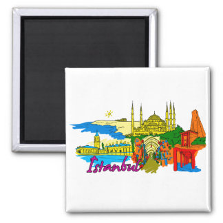 Istanbul - Turkey.png Magnet