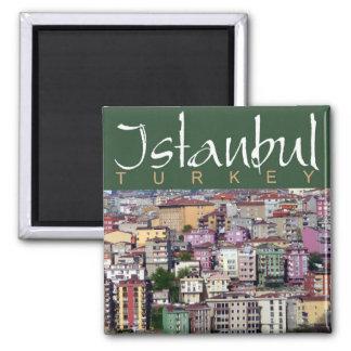 Istanbul Turkey Travel Photo Souvenir Magnets