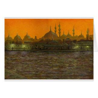 Istanbul Türkiye / Turkey Card