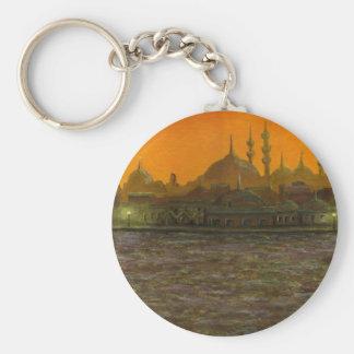 Istanbul Türkiye / Turkey Keychain