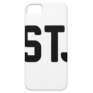 ISTJ iPhone 5 COVER