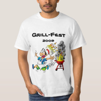 istockphoto_4147632-bbq-hot-dog, Grill-Fest , 2009 T-Shirt