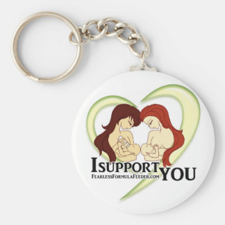 #ISupportYou Movement Swag Keychain