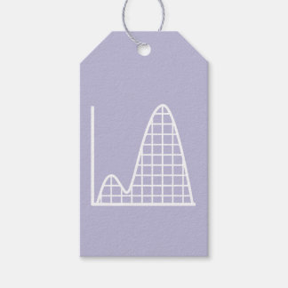 It Adds Up in Lavender Gift Tag Pack Of Gift Tags