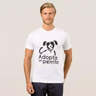 It adopts a small dog shirt