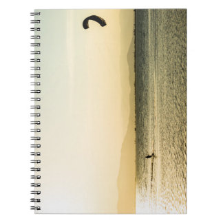It annoys kitesurfing notebook