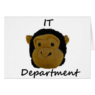 It Department Card