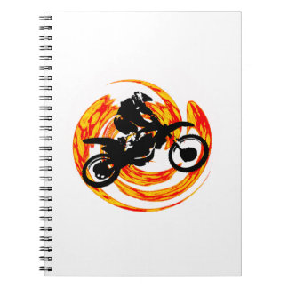 IT DRIVES ME SPIRAL NOTEBOOK