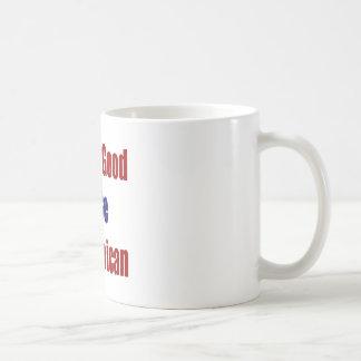 It Feels Good To Be An American Mug