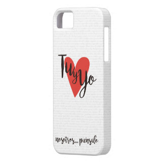 it founds iphone 5 your and I iPhone 5 Covers