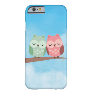 It founds Iphone Owls Barely There iPhone 6 Case
