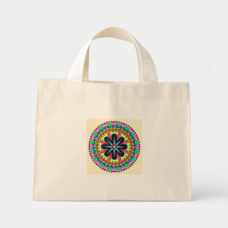 It gives life to the planet mini tote bag