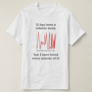 It has been a volatile week ... T-Shirt